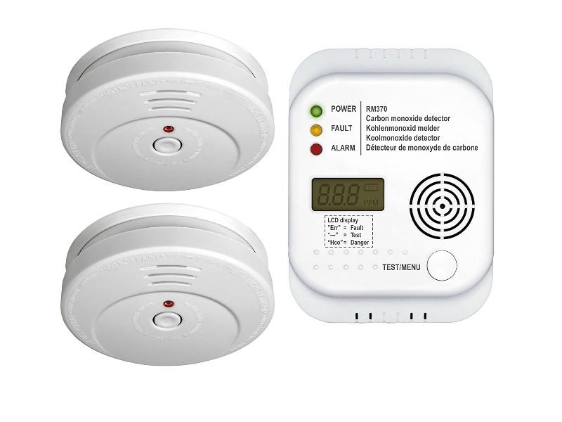 La mejor Alarmas contra incendios